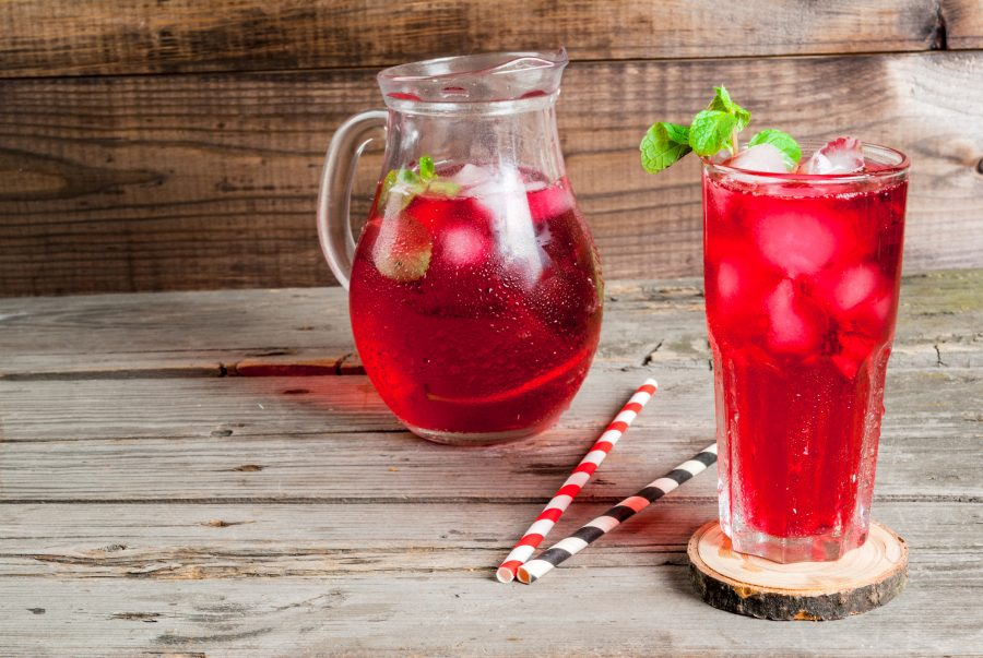 loss weight with red tea