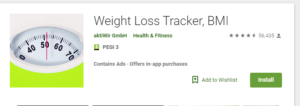weight loss app android